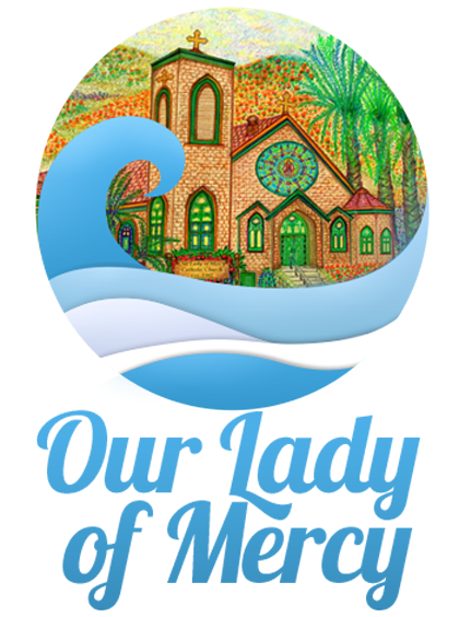 Our Lady of Mercy Retina Logo