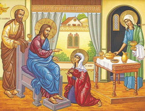 Homily – 18th Sunday of 2019 – Our Lady of Mercy